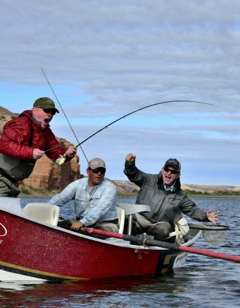 Jorge Trucco's Patagonia Hunting and Fishing Outfitters