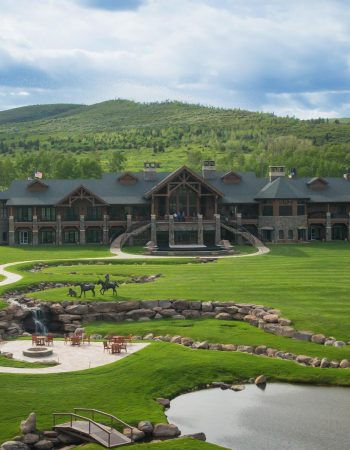 Three Forks Ranch – Luxury Hunting Ranch Lodge in Colorado and Wyoming