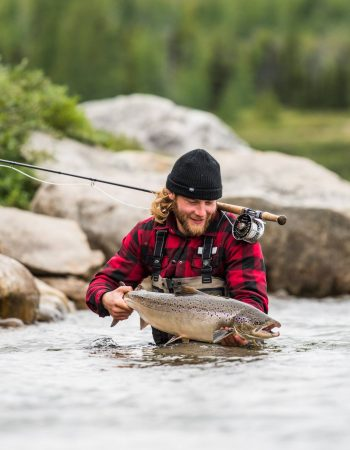 Leaf River Lodge – Caribou Hunting and Salmon Outfitter in Quebec, Canada