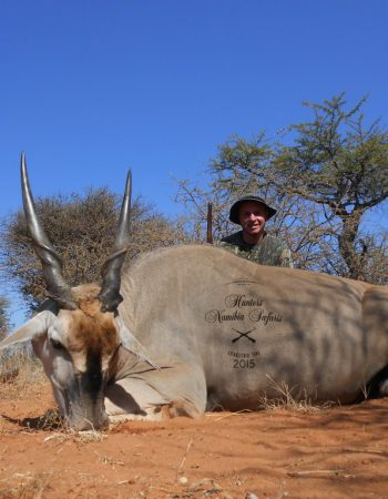 Hunters Namibia Safaris – Best Free-Range Hunting Safari Outfitters in South Africa