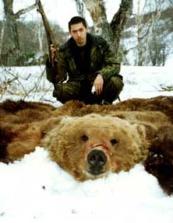 Kamchatka Outfitters – Moose, Brown Bear, and Snow Sheep Hunts on the Russian Peninsula.