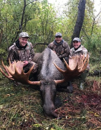 Alaska Hunting Outfitters – Hunting Trips for Grizzly Brown Bear, Moose and Caribou Trophy Hunts in Alaska Hunting Unit 17