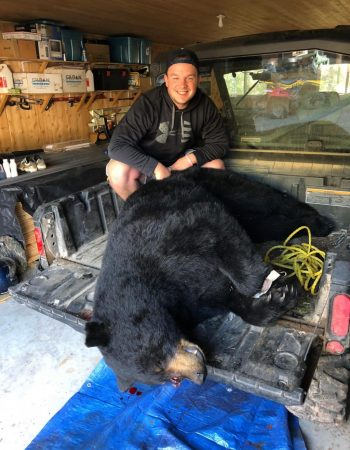 Dave Winchester's Camps – Trophy Black Bear Hunts in New Brunswick, Canada