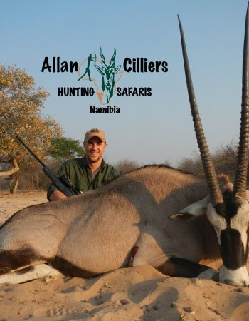 Allan Cilliers Hunting Safaris – Namibia Plains Game and Dangerous Game Hunting Outfitters.
