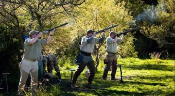 Argentina's Best Hunting – High-Volume Bird Shooting Lodge in Argentina for Dove, Duck, Pigeon, Partridge and Perdiz