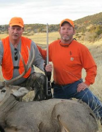 Colorado Hunting Ranch – Elk, Mule Deer and Pronghorn Antelope Hunting Outfitters with Landowner Tags