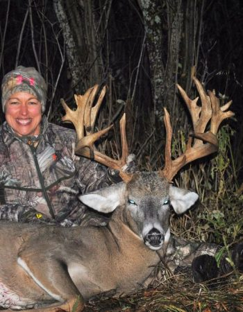 Woody River Trophy Hunts – Saskatchewan Whitetail Deer and Black Bear Hunting Outfitters