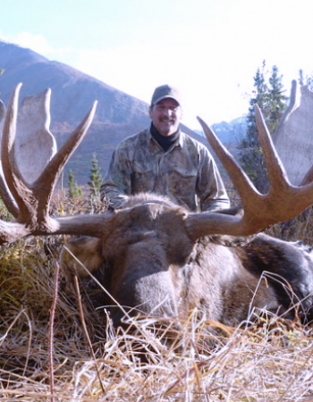 Alaska Hunting Outfitters – Guided Moose, Dall Sheep and Spring Fall Kodiak Island Brown Bear and Alaska Grizzly Bear Trophy Hunts