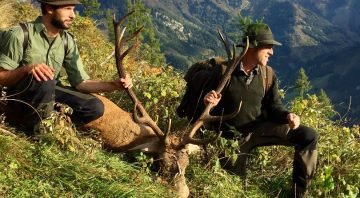 Path of Hunt – Austrian Hunting Outfitters for Alpine Ibex, Chamois, Roe Deer, Red Deer Stag and Capercaillie