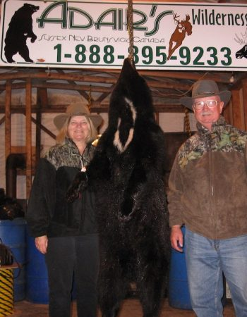 Adair's Hunting Lodge – New Brunswick Hunting Outfitters for Moose, Whitetail Deer and Black Bear