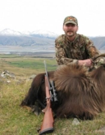 New Zealand Hunting Trips – South Island Hunting Outfitters for Red Stag, Wapiti, Chamois and Tahr Trophy Hunts