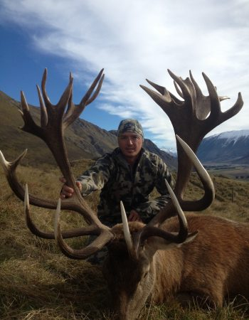 New Zealand Custom Outfitters – Bespoke Hunting Trips in New Zealand for Red Stag, Elk, Chamois, Tahr and Fallow Deer.