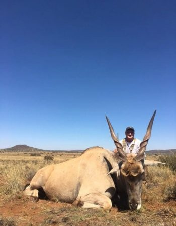South Africa Hunting Trips – Affordable Plains Game Safaris on Private Hunting Farm in Northern Cape Province