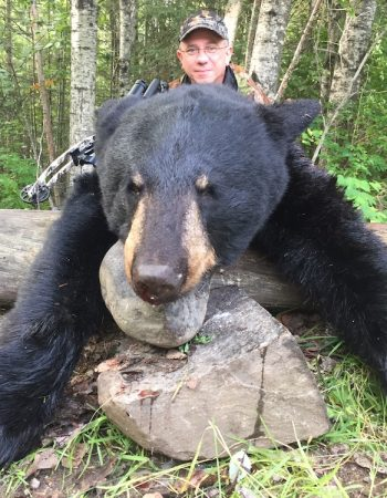 Ontario Black Bear Hunting – All-Inclusive, Fully-Guided Black Bear Hunts in Ontario, Canada.