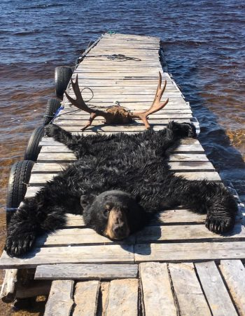 Steel Mountain Lodge – Newfoundland Canada Fly-In Hunting Lodge for Moose and Caribou