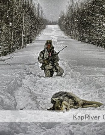 Ontario Hunting Outfitters – Spring / Fall Black Bear, Wolf, Waterfowl and Grouse Hunting Trips in Ontario