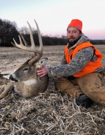 Kansas Hunting Outfitters – Whitetail Deer, Pheasant and Quail Hunting Lodge in Ottawa, Saline, and Cloud County