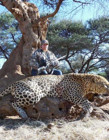 Africa Hunting Outfitters – Cheetah, Leopard, Dangerous Game and Big 5 Hunting Safari Trips in Namibia