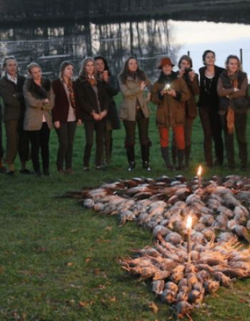 France Wingshooting Trips – All-Inclusive Upland Bird Hunting Trips in France for Pheasants, Ducks, Quail and Partridges on Luxury Hunting Estates
