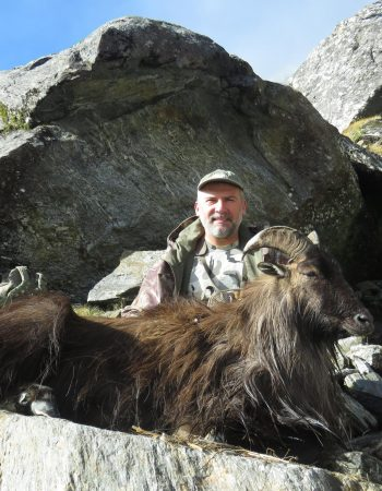 New Zealand Hunting Outfitter – Fully-Guided, Free Range Hunting Trips for Himalayan Tahr and Alpine Chamois on South Island NZ