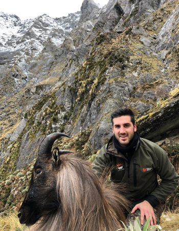 New Zealand Hunting Outfitter – Fully-Guided, Free Range Hunting Trips for Himalayan Tahr and Alpine Chamois on South Island NZ 2022 2023
