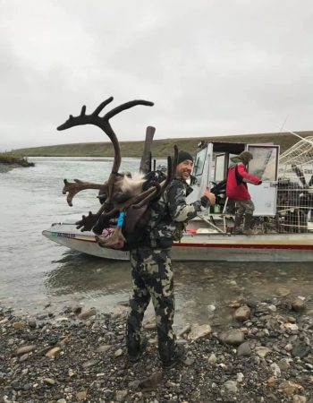 North Star Hunting Outfitters – Alaska Unguided DIY Drop Camp Hunts for Caribou, Moose and Black Bear