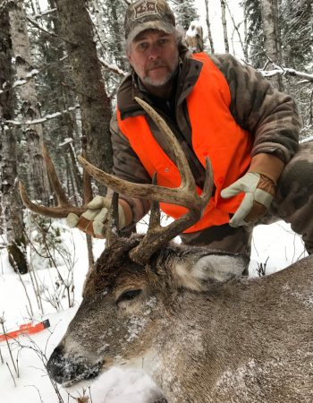Bone Quest Outfitters – Saskatchewan Free Range Fair Chase Trophy Whitetail Deer and Black Bear Hunting Trips