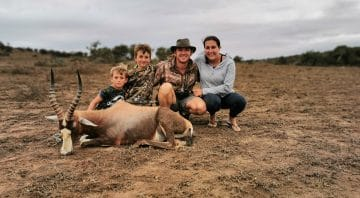 Emerald Sky Hunting Safaris – South Africa Private Hunting Farm Ranch and Concession with Luxury Safari Lodge and Tent Camps