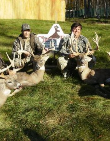 Cherry Ridge Whitetail Hunts – Trophy Black Bear, Whitetail Deer, Turkey and Rocky Mountain Elk Hunting in Pennsylvania