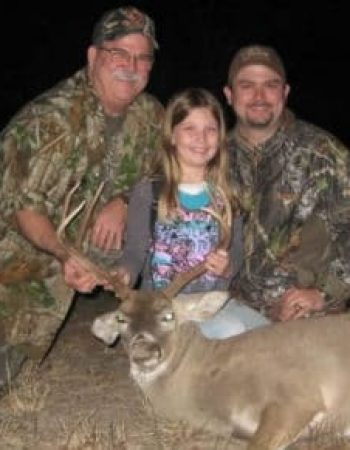 South Texas Whitetail Hunting Ranch – Affordable, Family-Friendly Whitetail Deer Doe and Meat Hunts in South Texas