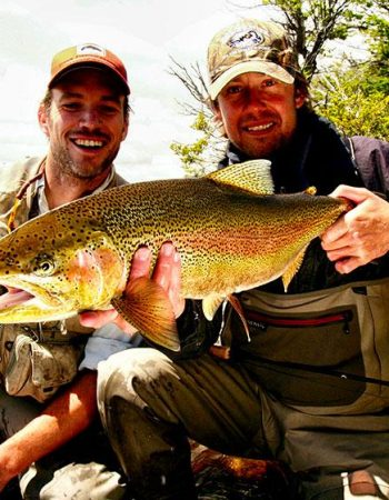 Patagonia Luxury Fly-Fishing Trips – Argentina Golden Dorado, Rainbow, and Brook Trout Fishing Outfitters