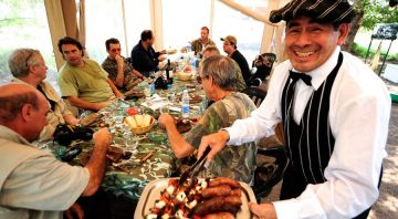 Argentina Wingshooting Lodge – Corporate Hunting Retreat for High-Volume and Unlimited Wingshooting and Fly Fishing Trips