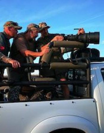 Likhulu Safaris in South Africa for Big Game Hunting of Africa's Dangerous Animals