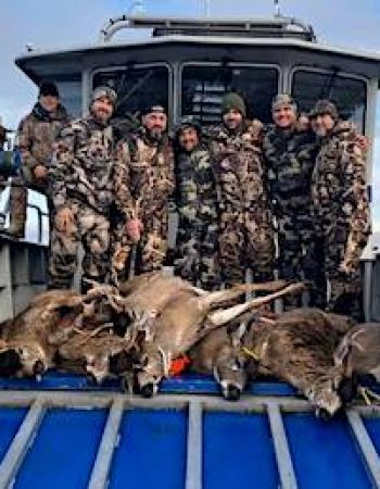 Alaska Hunting Fishing Lodge – Hunting Outfitters and Fishing Charters in Alaska for Cast and Blast Combo Trips