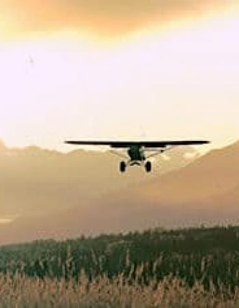 Fly-in Private Charter for Moose and Bear Hunting in Remote Alaska–Denali Preserve @ Mt. McKinley