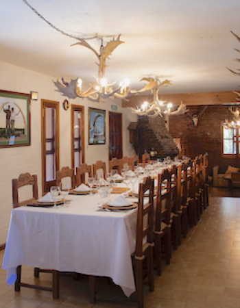 CazaPampa Hunting Lodge – Hunt Red Stag, Blackbuck, Axis, Mouflon, and Fallow Deer in Argentina