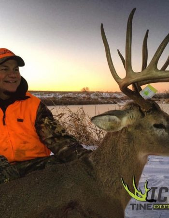 IMB Hunting Outfitters – Trophy Whitetail Deer and Turkey Hunts on Private Game Ranches in Iowa