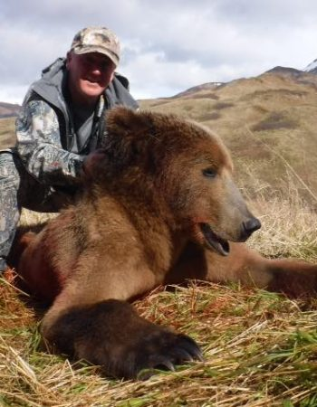 Hunt Alaska Outfitters – Big Game Hunting Guides in Alaska for Mountain Goat, Kodiak Bears, Roosevelt Elk and Sitka Blacktail on Kodiak Island