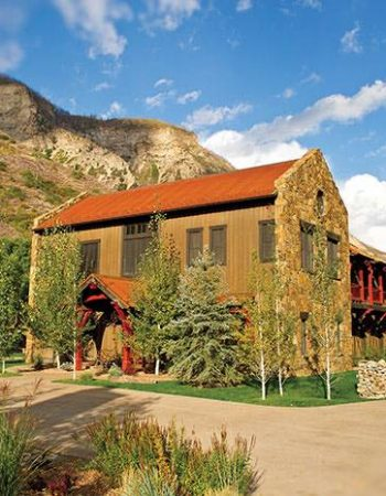 Branded Rock Canyon – 15,000 acre Private Hunting Ranch hidden away in the rugged mountains of western Colorado.